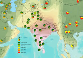 South West Asia Map What Is