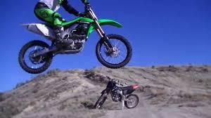 where can i ride my motocross bike catching air on my dirt bike 9th day back riding matt eaton youtube