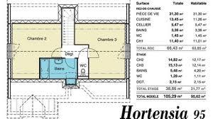surface d une chambre surface d une salle de bain 13 am233nagement chambre denfant