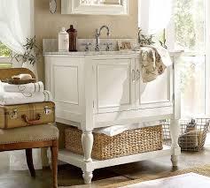 bathroom with shabby chic dresser 69 homedecort