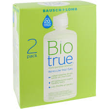 bausch u0026 lomb biotrue for soft contact lenses multi purpose