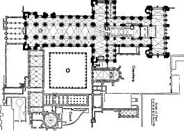 Cathedral Floor Plans Arch Durham Cathedral Durham England 1093 Romanesque
