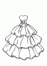 wedding dress coloring pages 8 best images of printable wedding activity pages free printable