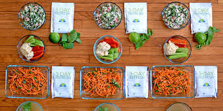 cooking light 3 day cleanse super simple no cook meal prep for 3 day refresh the beachbody blog