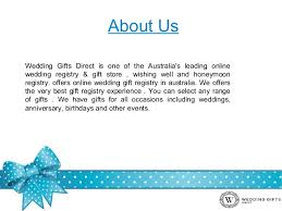 wedding registry online online wedding gifts and honeymoon registry in australia