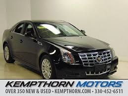 2012 cadillac cts sedan price used cadillac cts for sale with photos carfax