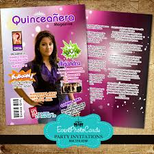 newest quinceanera invitations and sweet 16 invites