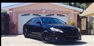 all black toyota camry letsgo86 2010 toyota camryse sedan 4d specs photos modification