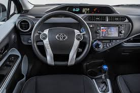 2014 toyota prius c first test motor trend