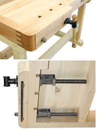 Woodworking Bench For Sale by Another Chain Drive Vise Toolmonger