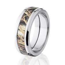 Camo Wedding Ring Sets unique camo wedding rings for women