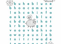 kindergarten sight words worksheets u0026 free printables education com
