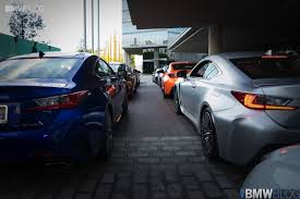 lexus rc vs gs 2015 lexus rc f review