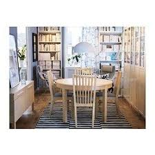 Dining Room Tables Ikea by 19 Best Ikea Bjursta Dining Table Images On Pinterest Dining