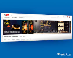 express youtube cover background profile design by damontana on