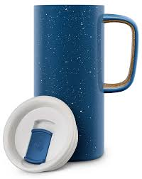 amazon com ello campy vacuum insulated stainless steel travel mug