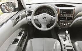 2012 Subaru Forester Interior Subaru Forester 2009 2013 Expert Review