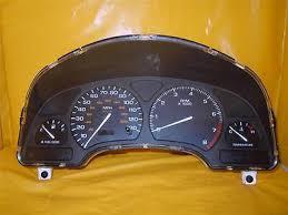 manual repair free 2002 saturn vue instrument cluster used saturn speedometers for sale