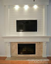 12 shiplap ideas that are hot right now hometalk add shiplap detailing around your fireplace