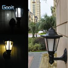 Solar Lights On Fence Posts by Popular Landscape Solar Light Buy Cheap Landscape Solar Light Lots