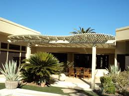 patio cover rain gutters u0026 solar screen installation las vegas