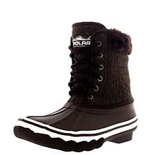womens boots rubber sole amazon com womens rubber sole tread winter textile