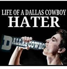 Cowboy Hater Memes - 25 best memes about dallas cowboy haters dallas cowboy haters