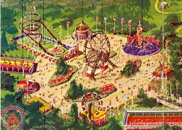 fun fair themed sections great adventure history forums