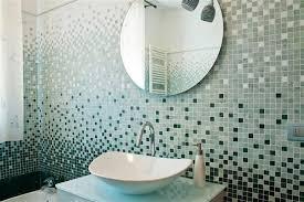 bagno mosaico mosaico da interno da bagno da parete in marmo degrade