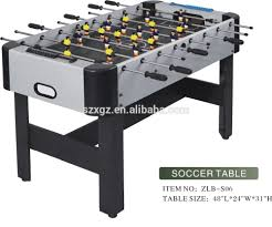 cheapest foosball table home table decoration