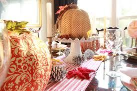remodelando la casa fall tablescape with transformed pumpkins