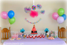 simple ideas for birthday party decorating of party