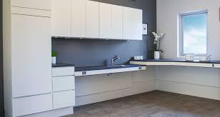 aluminium kitchen worktop powder coated steel kitchen