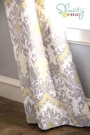Gray And Yellow Curtains Best 25 Yellow And Grey Curtains Ideas On Pinterest Gray Curtain