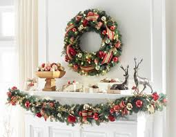 indoor wreaths home decorating christmas decorations for the holiday season the home depot