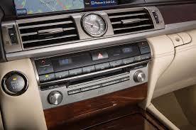 lexus ls 460 vs audi a8 2013 lexus ls460l editors u0027 notebook automobile magazine