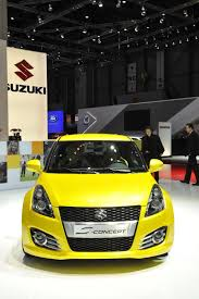suzuki concept s in geneva motor show car wash girls