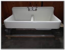 Cast Iron Farmhouse Kitchen Sinks by Farmhouse Kitchen Sink Cast Iron Sink And Faucets Home