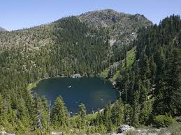 Oregon lakes images Oregon top 5 best wilderness lakes for a cool swim jpg