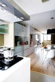 sumptuous design inspiration 3 room flat kitchen singapore hdb