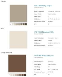 94 best paint colors images on pinterest color palettes colors