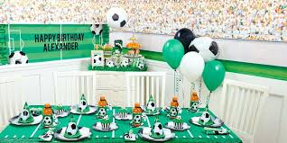 soccer party supplies soccer party supplies kids party supplies