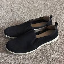 the flexx lights slip on sneakers the flexx shoes the flexx black suede lights slip on sneakers