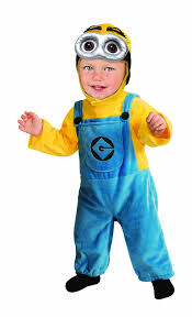 rubie s costume despicable me 2 minion romper clothing