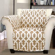 White Armchair Slipcover Armchair Slipcovers Finelymade Furniture