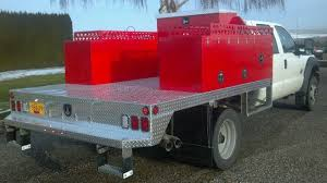 brush fire truck bed