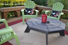Diy Patio Coffee Table Diy Archives Sisterhood Of The Sensible Moms Sisterhood Of The