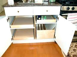 kitchen cabinet roll out drawers kitchen pantry with pull out