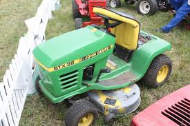 john deere stx38 tractor u0026 construction plant wiki fandom
