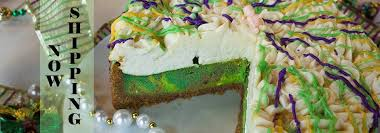 king cake shipping our king cake cheesecake starts from la cheesecake bakery